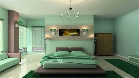 green painted bedrooms pink and green master bedroom