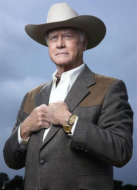 dallas ewing larry hagman as jr ewing in dallas