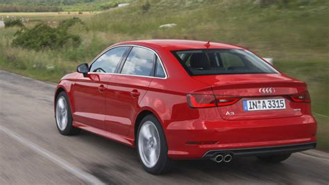 Audi A3 Review 2014 by 2014 Audi A3 Sedan Review Car Reviews Carsguide