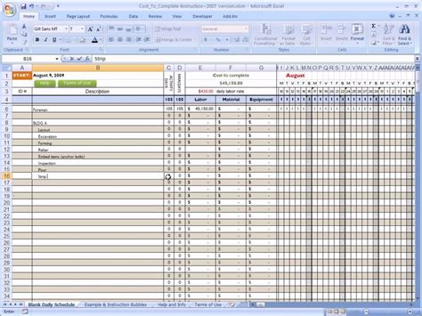 residential construction budget template residential construction budget template excel greenpointer