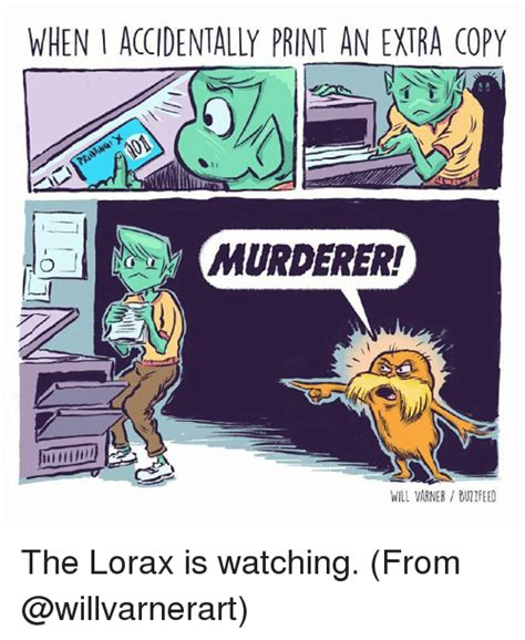 Print Meme - 25 best memes about the lorax the lorax memes