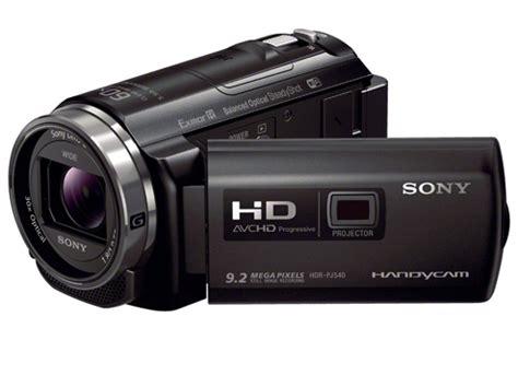 Sony Hdr Pj410 Memory Stick Hd Camcorder hdr pj540e flash memory stick handycam 174 camcorder