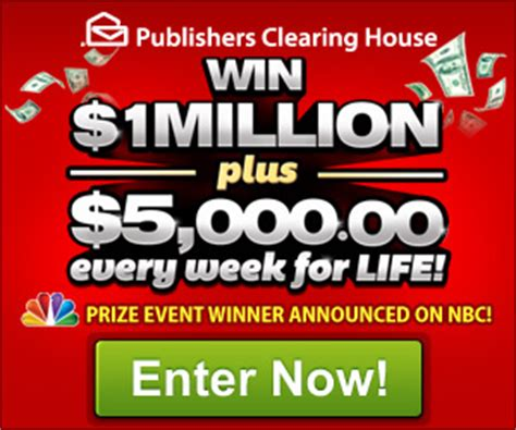 how to win publishers clearing house sweepstakes publishers clearing house win 7000 a week for life autos post