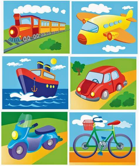 imagenes animadas medios de transporte los medios de transporte septiembre 2014