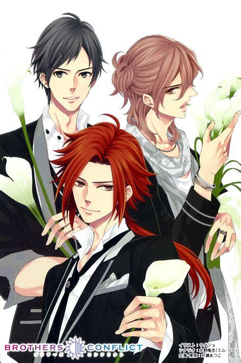 subaru brothers conflict asahina subaru brothers conflict zerochan anime image