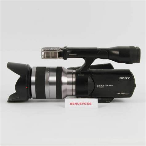 camaras de video segunda mano comprar videoc 225 mara sony nex vg2eh segunda mano e299361