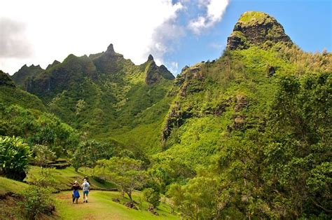 National Botanical Garden Kauai Preserving Kauai Culture Rooted In Nature Sfgate