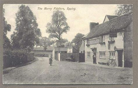 Epping Post Office by Merry Fiddlers Fiddlers Green Theydon Garnon