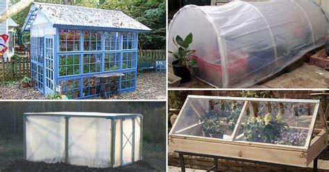 budget friendly diy greenhouse ideas balcony garden web