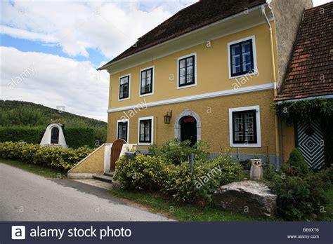 buy house in austria house where arnold schwarzenegger was born thal styria austria stock photo royalty
