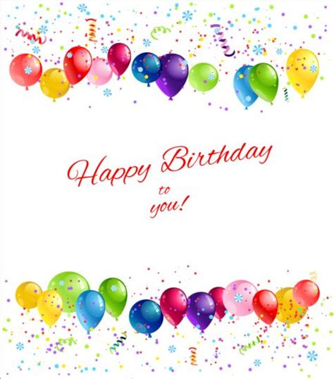 happy birthday background design vector bright birthday background design vector 08 vector