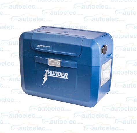 Box Inverter thunder battery box portable powerpack power 12v dual