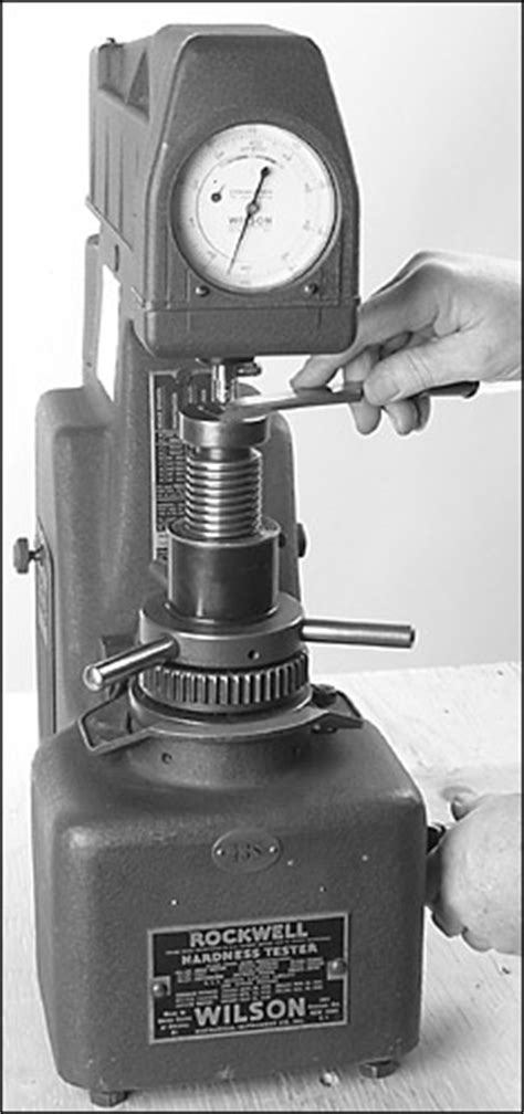 rockwell hardness rating veritas tools what is the significance of a rockwell