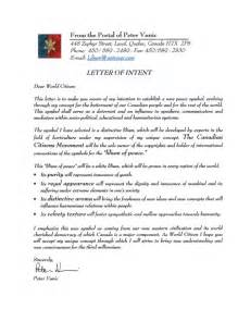 Letter Of Intent Application Template by Letter Of Intent Template Application Sludgeport919