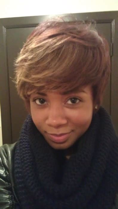 dominican blowout on natural short hair natural hair confession the big chop mckenzie renae