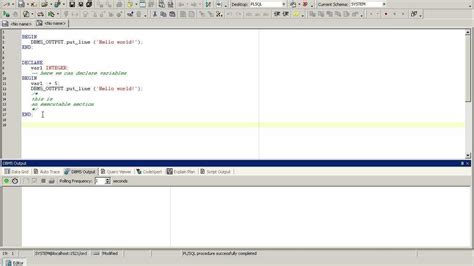 oracle tutorial for pl sql pl sql oracle tutorial oracle introduction pl sql basics