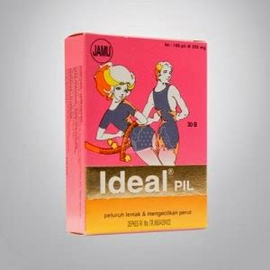 Ideal Herbal Pelangsing nany store pil ideal pelangsing badan herbal untuk