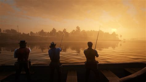 official rdr2 fishing discussion thread red dead - Row Boat Rdr2