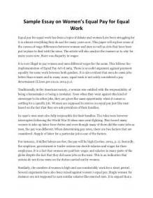 Womens Suffrage Persuasive Essay by Sle Essay On