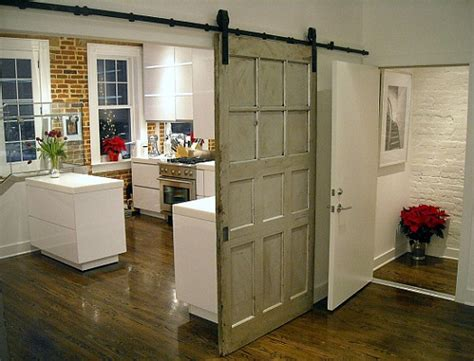 sliding kitchen doors interior interior sliding barn doors homes of the brave