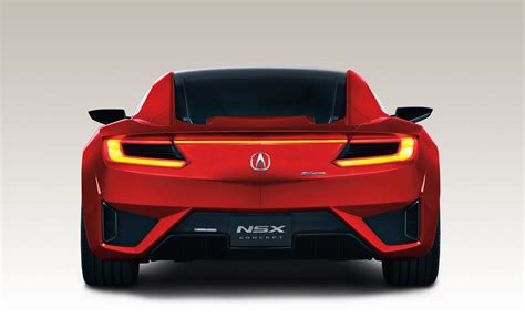 nissan acura 2015 2015 acura nsx rear end photo 4