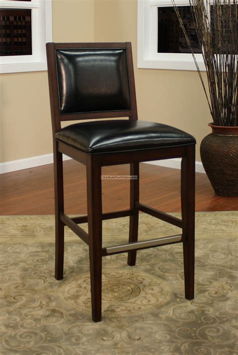 spectator size bar stools furniture black leather spectator height bar stools with