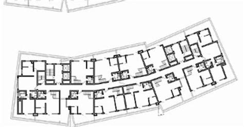 Courtyard Apartment Floor Plans Site Plan Floor Plan 1 Sections Vertical Courtyard