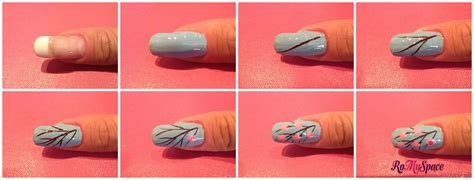 come fare un fiore nail nail fiori di pesco www romyspace it