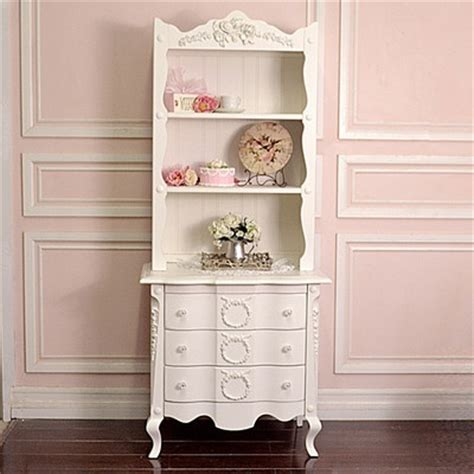 Shabby Cottage Chic White Bookcase Shabby Chic Pinterest Shabby Chic White Bookcase