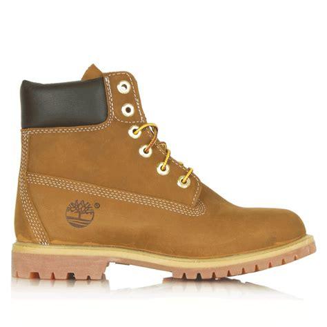 timberland s 6 inch premium waterproof boot at rojo