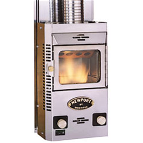 newport propane fireplace heater dickinson marine