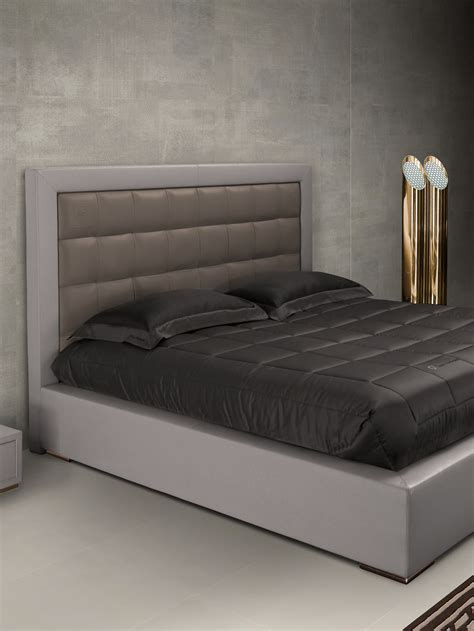 storage bed with adjustable headrest beatrice by bed headrest vertu modern adjustable headrest leather bed