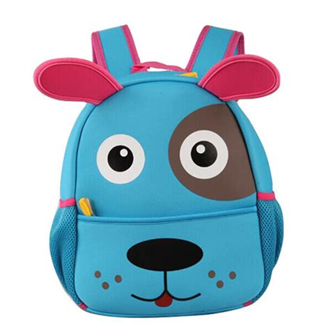 puppy backpack for school 4 colors adorable puppy design school backpacks kindergarten children s bag for