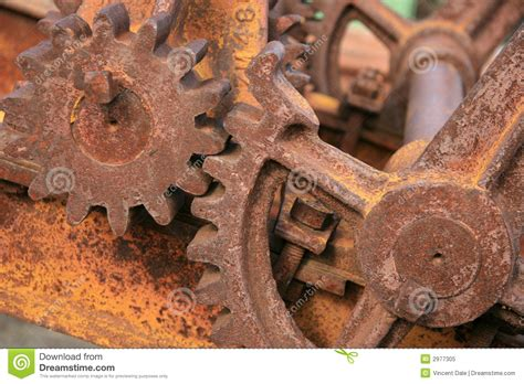Comment Enlever L Humidité 1411 by Abstract Rusted Gears Stock Image Image Of Device Rotate