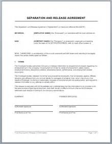 separation agreement template best photos of separation papers template
