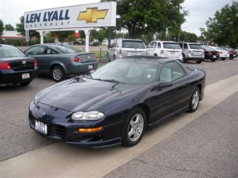 1998 chevrolet camaro z28 coupe data, info and specs