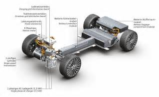 Tesla Electric Car Components Powertrain Mega Engineering Vehicle Megaev Mega Ev