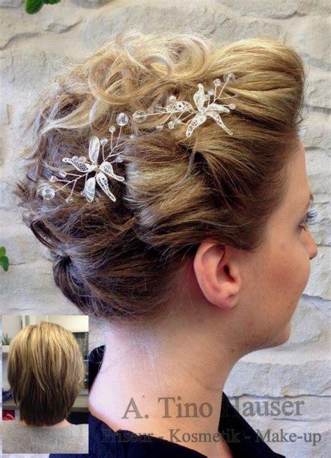 Brautfrisur Kinnlange Haare by Friseursalon A Tino Hauser Brautfrisuren