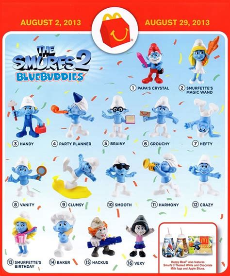 image gallery smurf names