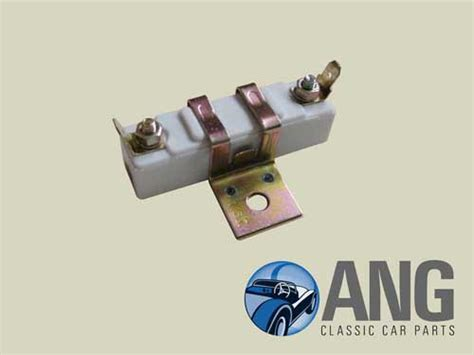 coil resistor series ignition coil ballast resistor e type series ii ang classic car parts