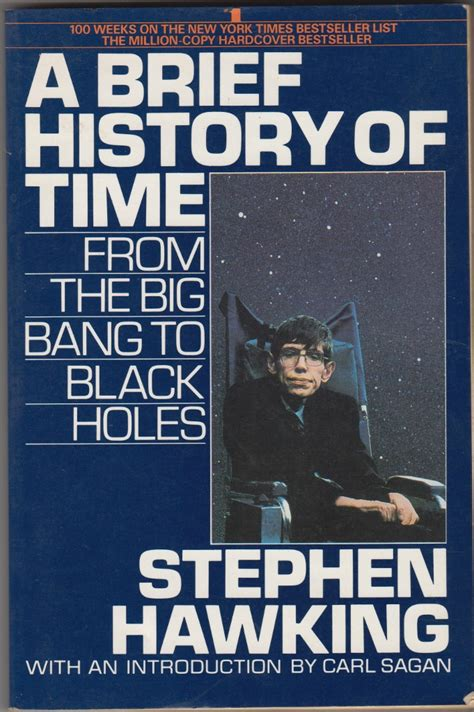 stephen hawking autograph signed quot a brief history of time