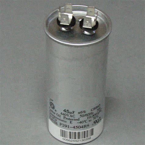 capacitor for carrier condenser carrier capacitor p291 4504rs p2914504rs 38 00 shortys hvac supplies on price