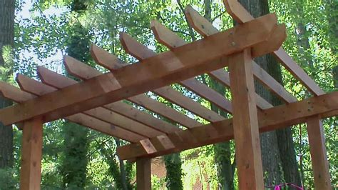 16 Year Old Bedroom Ideas pergola plans and design ideas how to build a diy 5 videos
