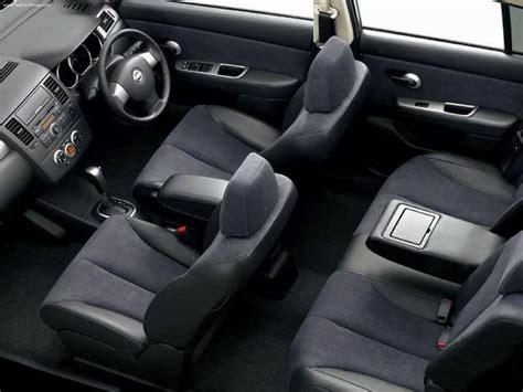nissan tiida sedan interior nissan tiida 1 8 technical details history photos on