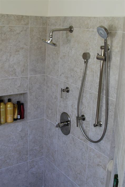 Why Not Client Install The Master Bathroom Bathroom Shower Heads