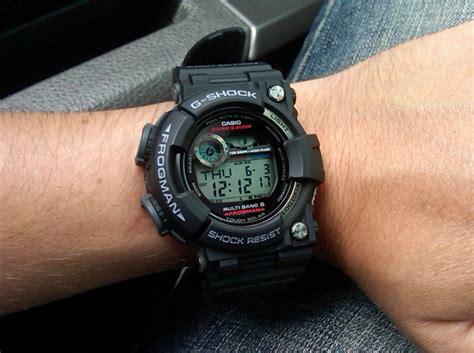 Jam Tangan Pria Casio G Shock Awg M100sb 2ajf Multiband 6 Tough Solar Casio G Shock Gwf 1000 1jf Frogman Dive Review