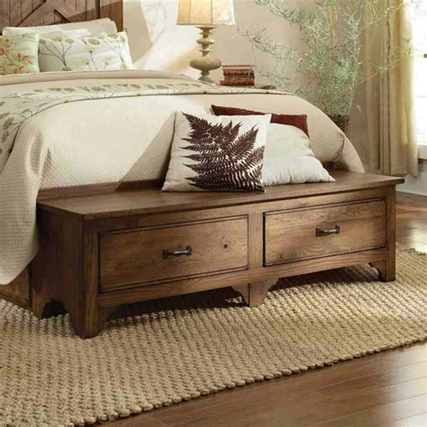 bench for the foot of the bed 32 super cool bedroom decor ideas for the foot of the bed