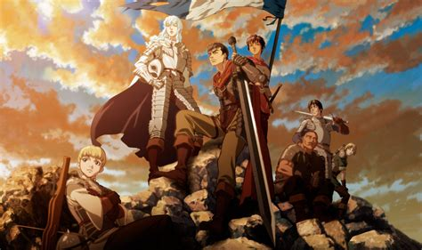 film anime game berserk still the dark fantasy anime of choice