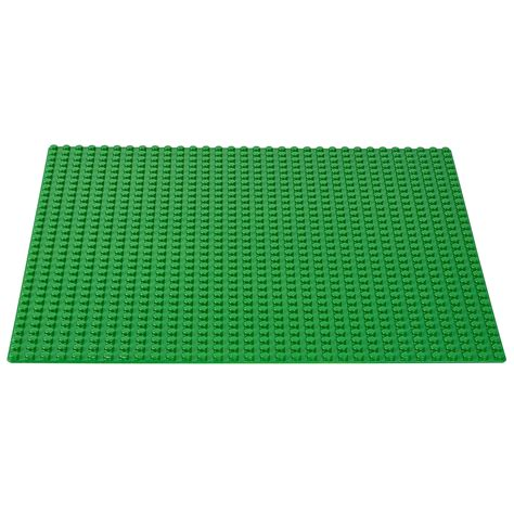 Base Plate Green Lego 10700 lego 10700 classic large green baseplate at hobby warehouse