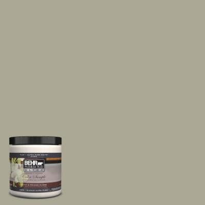 behr premium plus ultra 8 oz n350 4 jungle camouflage